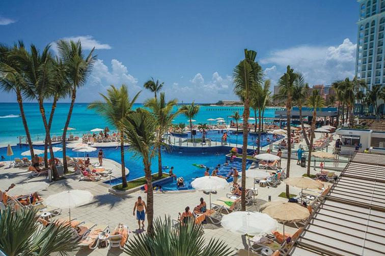 Hotel Riu Cancun in Mexico