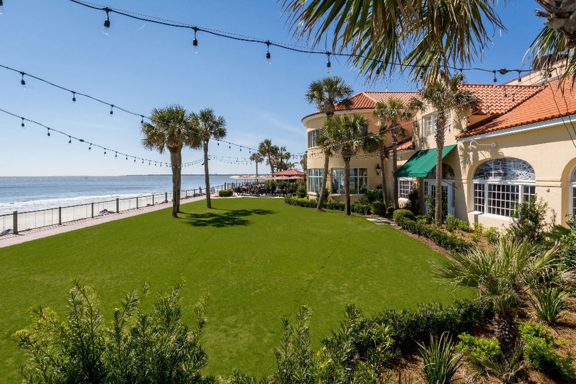 The King and Prince Beach & Golf Resort on St. Simons Island in Georgia; Courtesy of The King and Prince Beach & Golf Resort