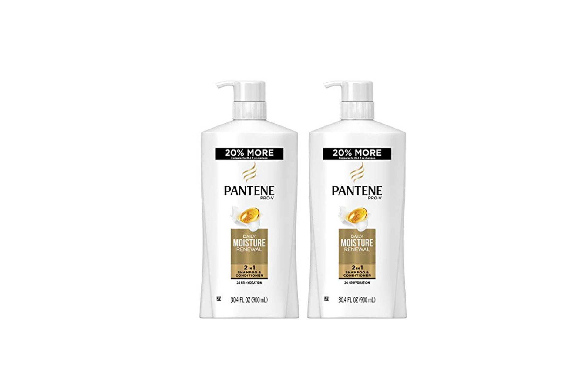 Pantene Shampoo; Courtesy of Amazon
