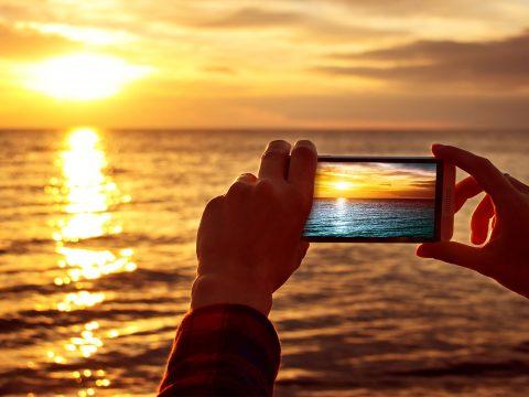 Phone Photography; Courtesy of LeManna/Shutterstock.com