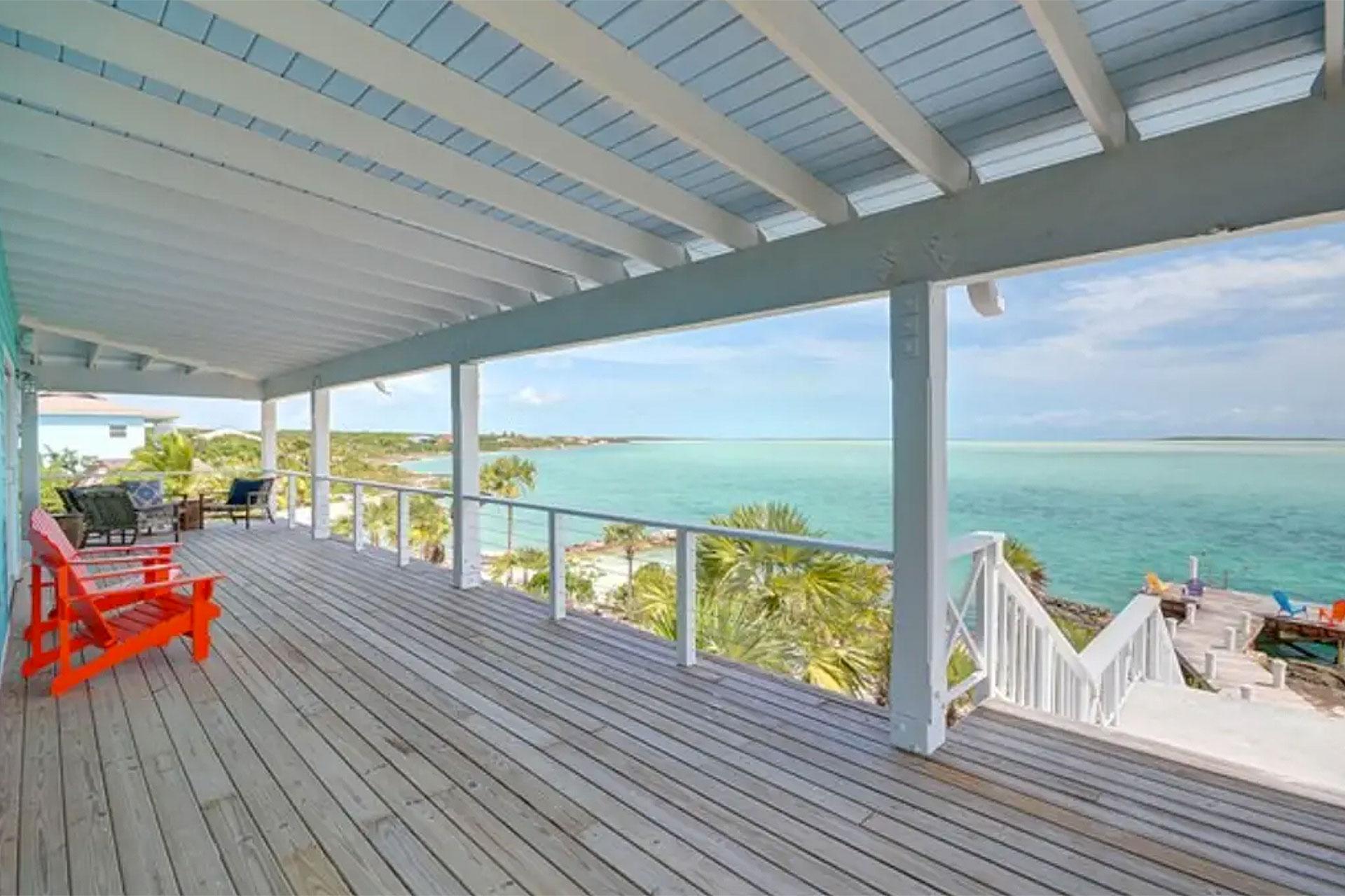 Poco a Poco Vacation Rental in Great Exuma, Bahamas; Courtesy of Airbnb