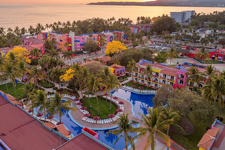 Royal Decameron Complex in Puerto Vallarta, Mexico