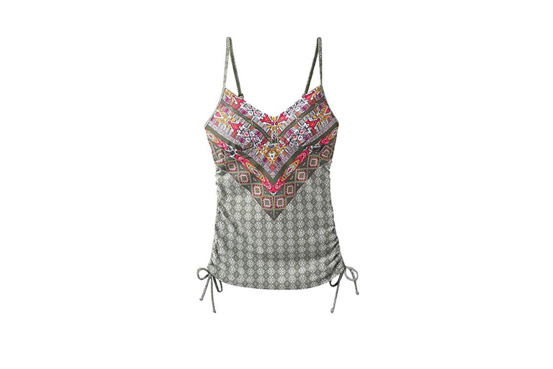 Women's Tankini Top; Courtesy of Amazon