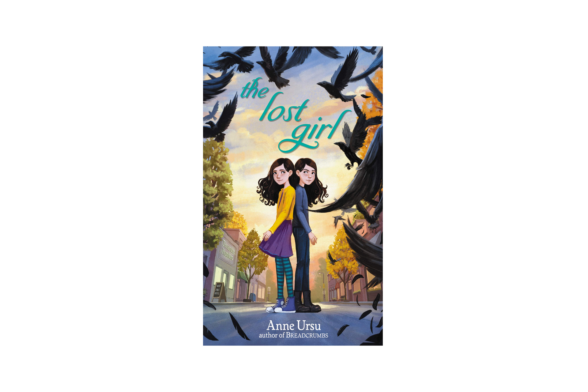 The Lost Girl Book; Courtesy of Amazon