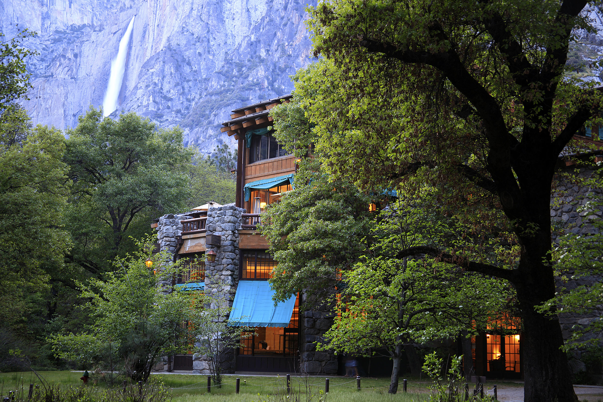 The Majestic Yosemite Hotel; Courtesy of The Majestic Yosemite Hotel