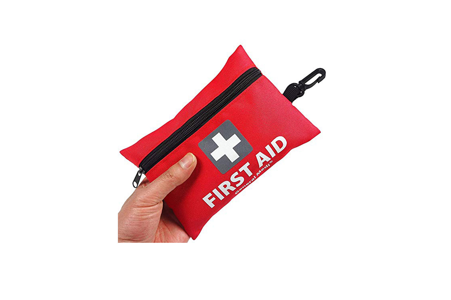 Travel First Aid kit; Courtesy of Amazon