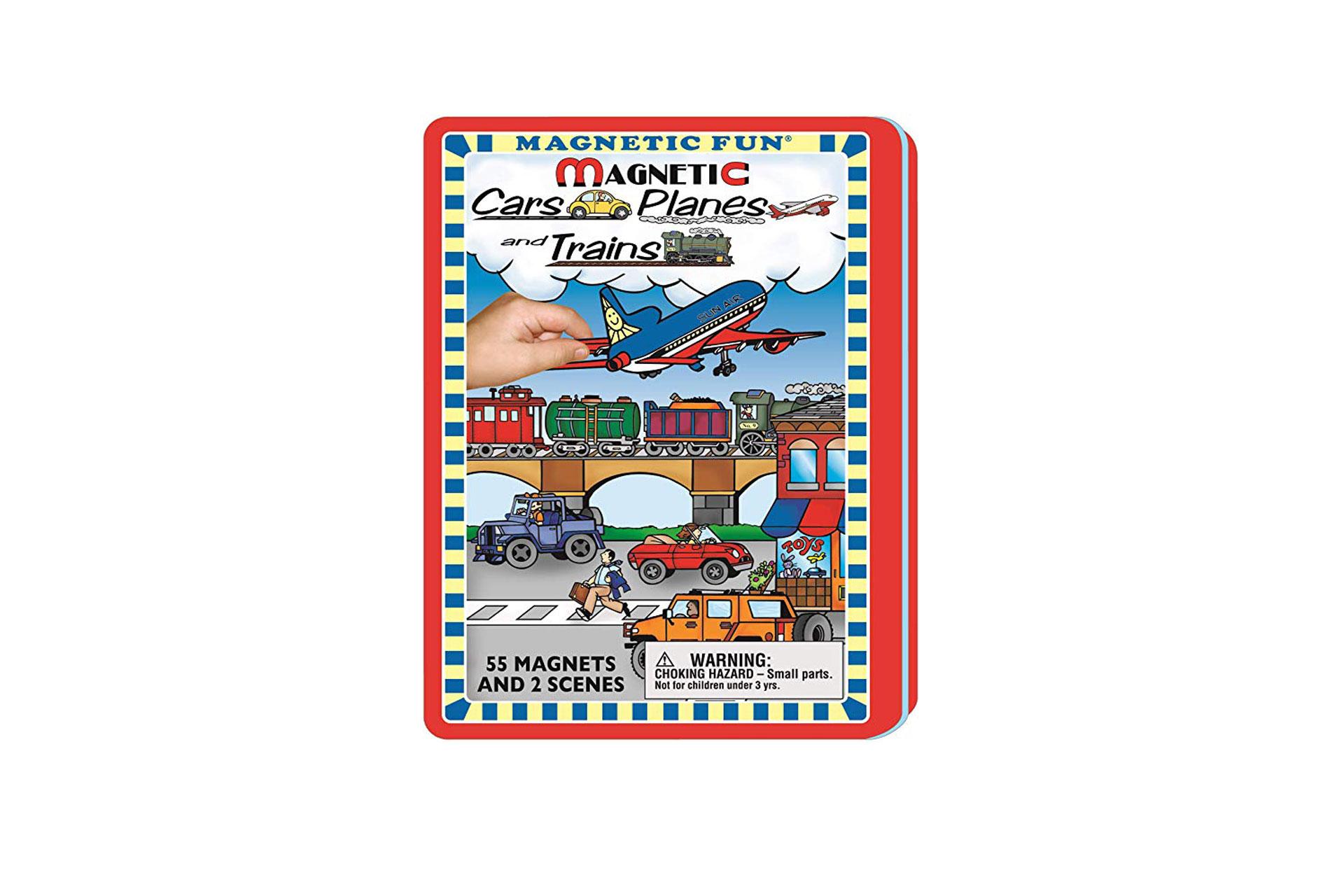 Magnet travel toy; Courtesy of Amazon