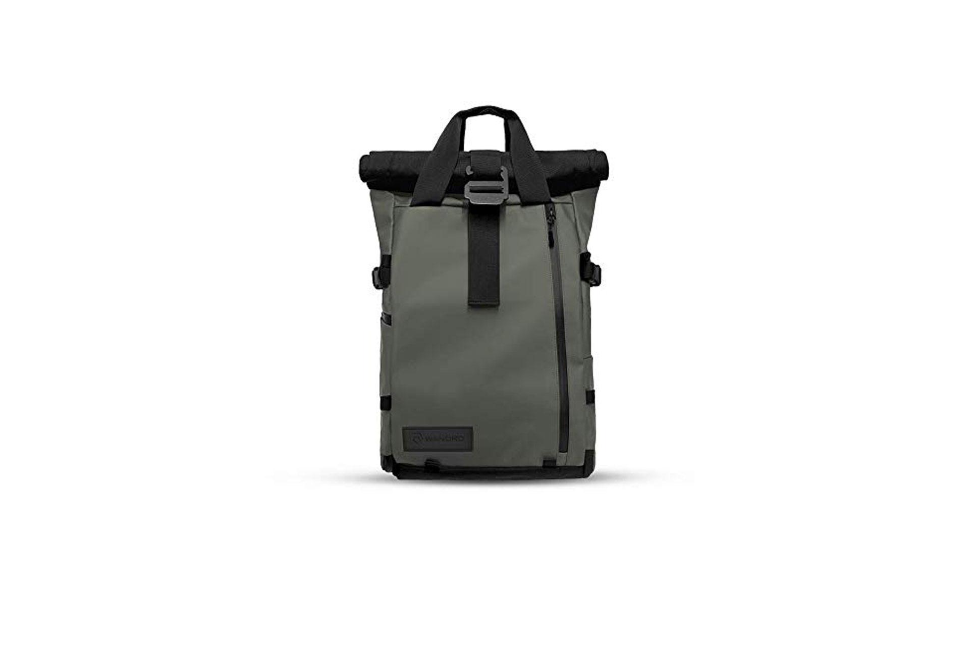 Waterproof Backpack; Courtesy of Amazon