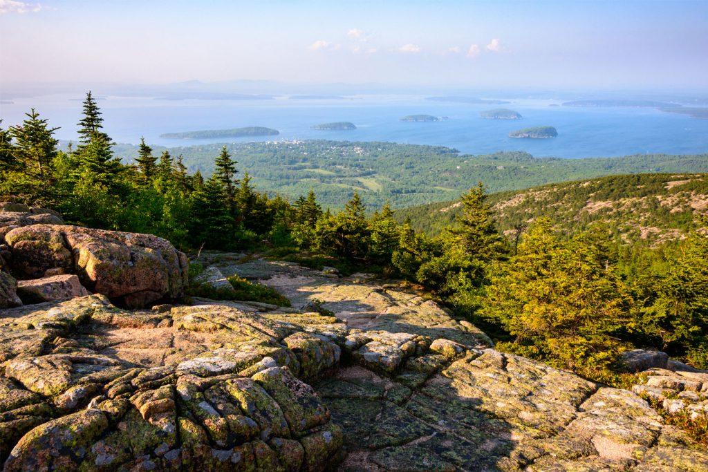 Acadia National Park; Courtesy of Zack Frank/Shutterstock.com