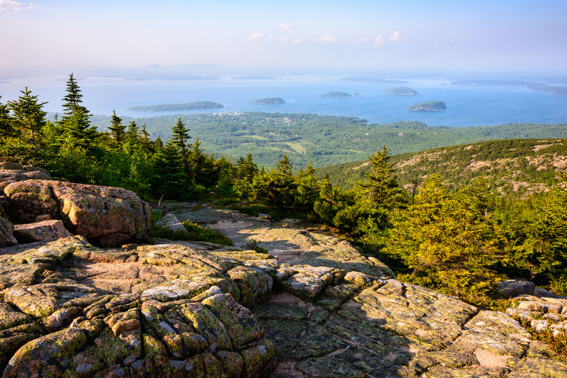 Acadia National Park; Courtesy of Zack Frank/Shutterstock.com