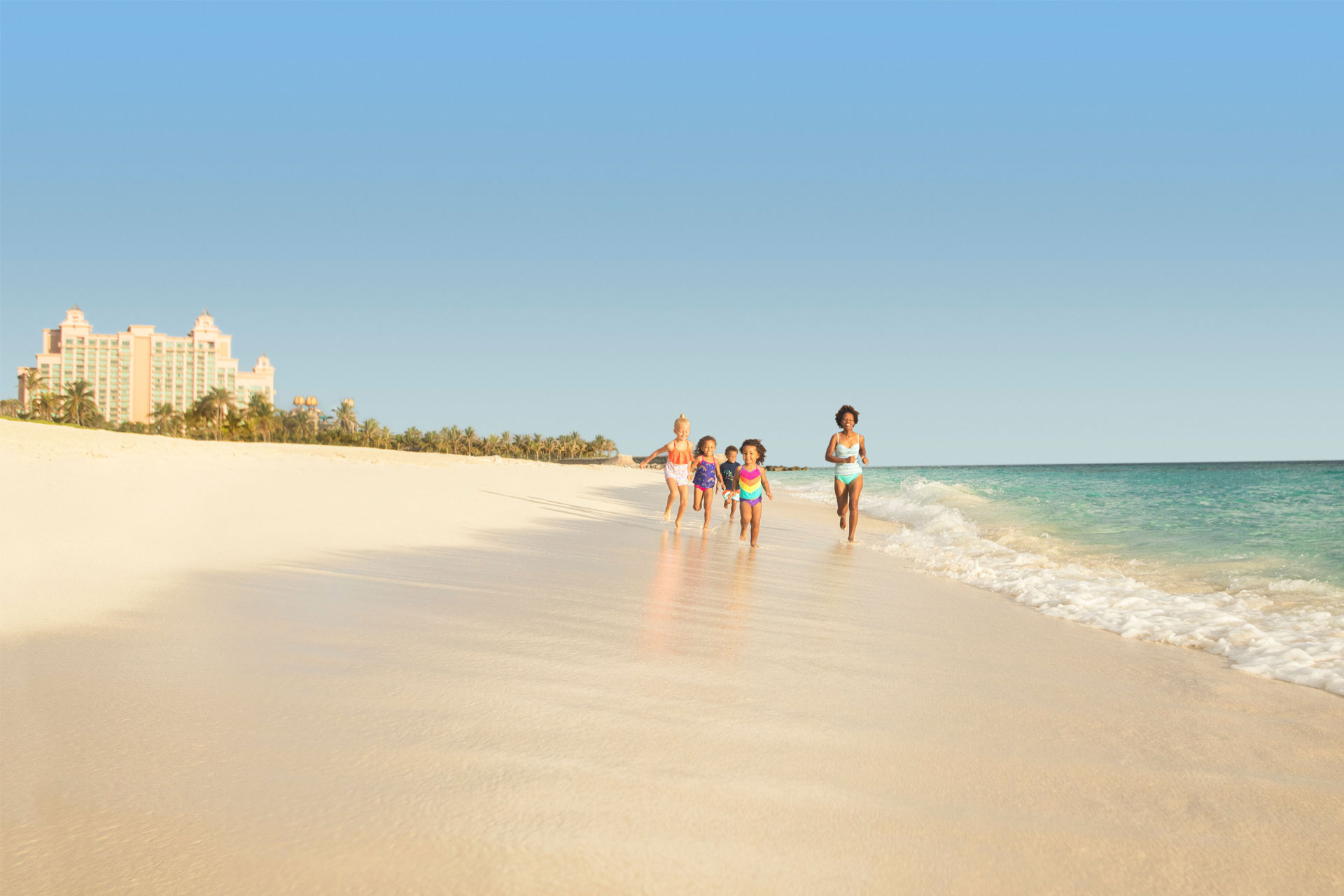 Atlantis Beach; Courtesy of Atlantis Resort