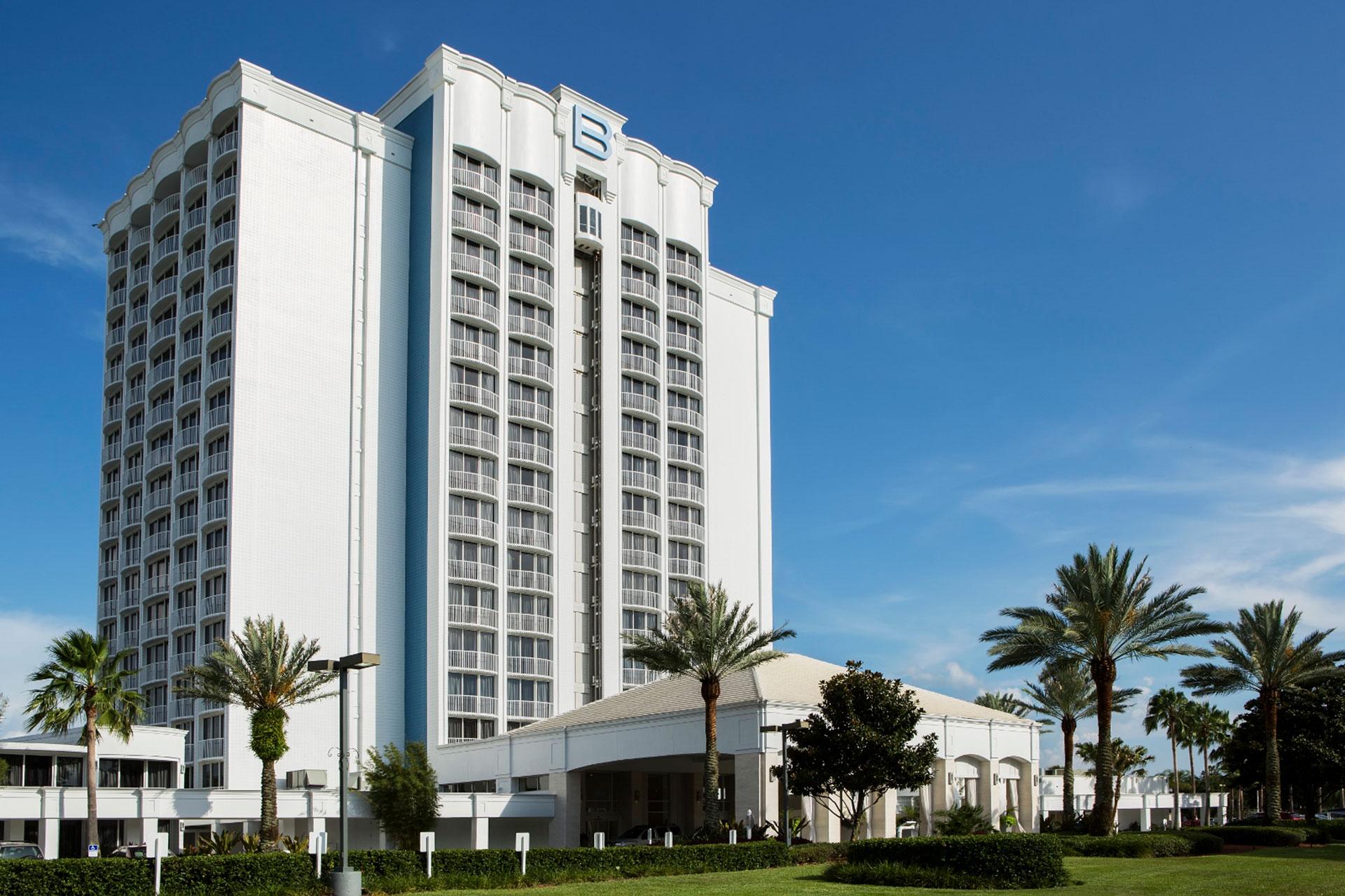 B Resort & Spa in Orlando; Courtesy of B Resort & Spa