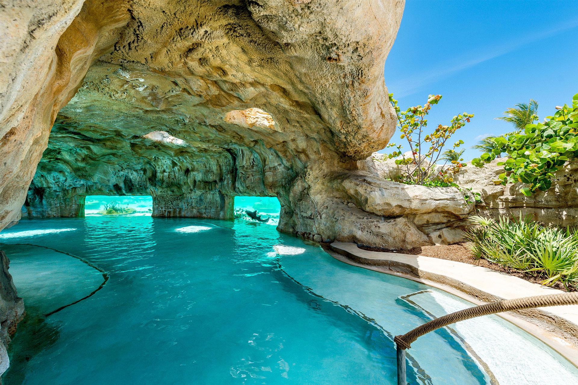 Baha Mar Beach Sanctuary; Courtesy of Baha Mar Resort