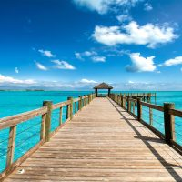 Baha Mar Pier; Courtesy of Baha Mar Resort