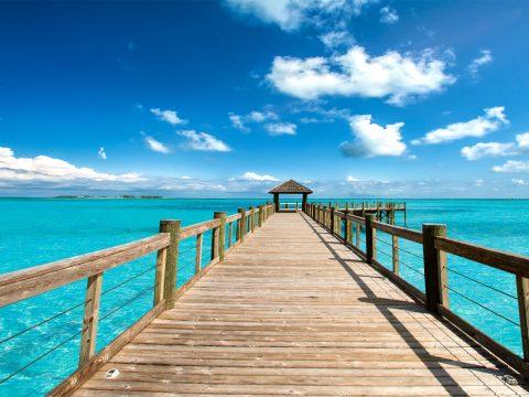 Baha Mar Pier; Courtesy of Baha Mar Resort