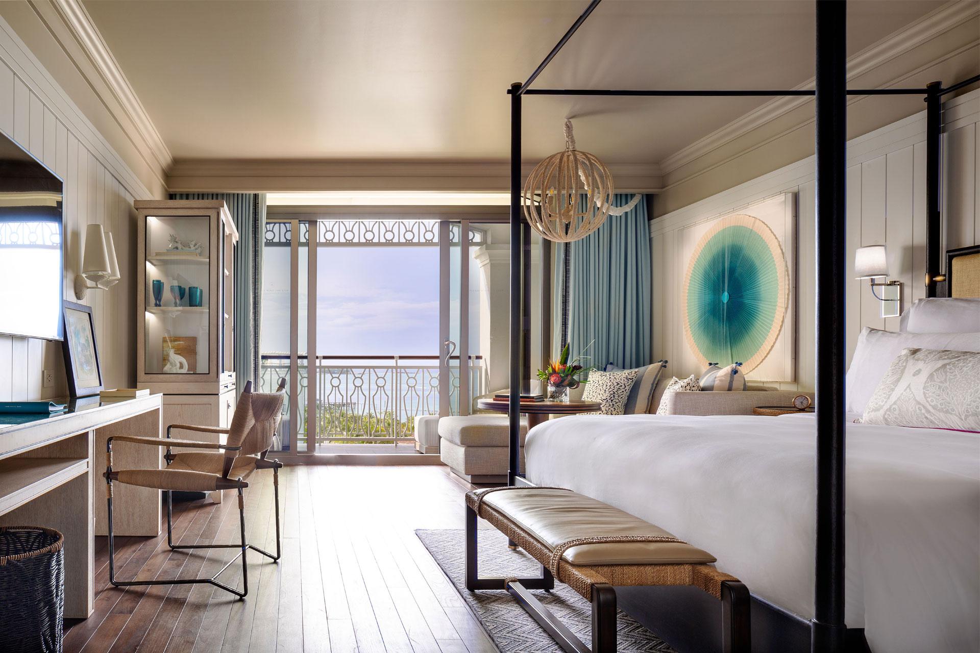 Baha Mar Guestroom; Courtesy of Baha Mar Resort