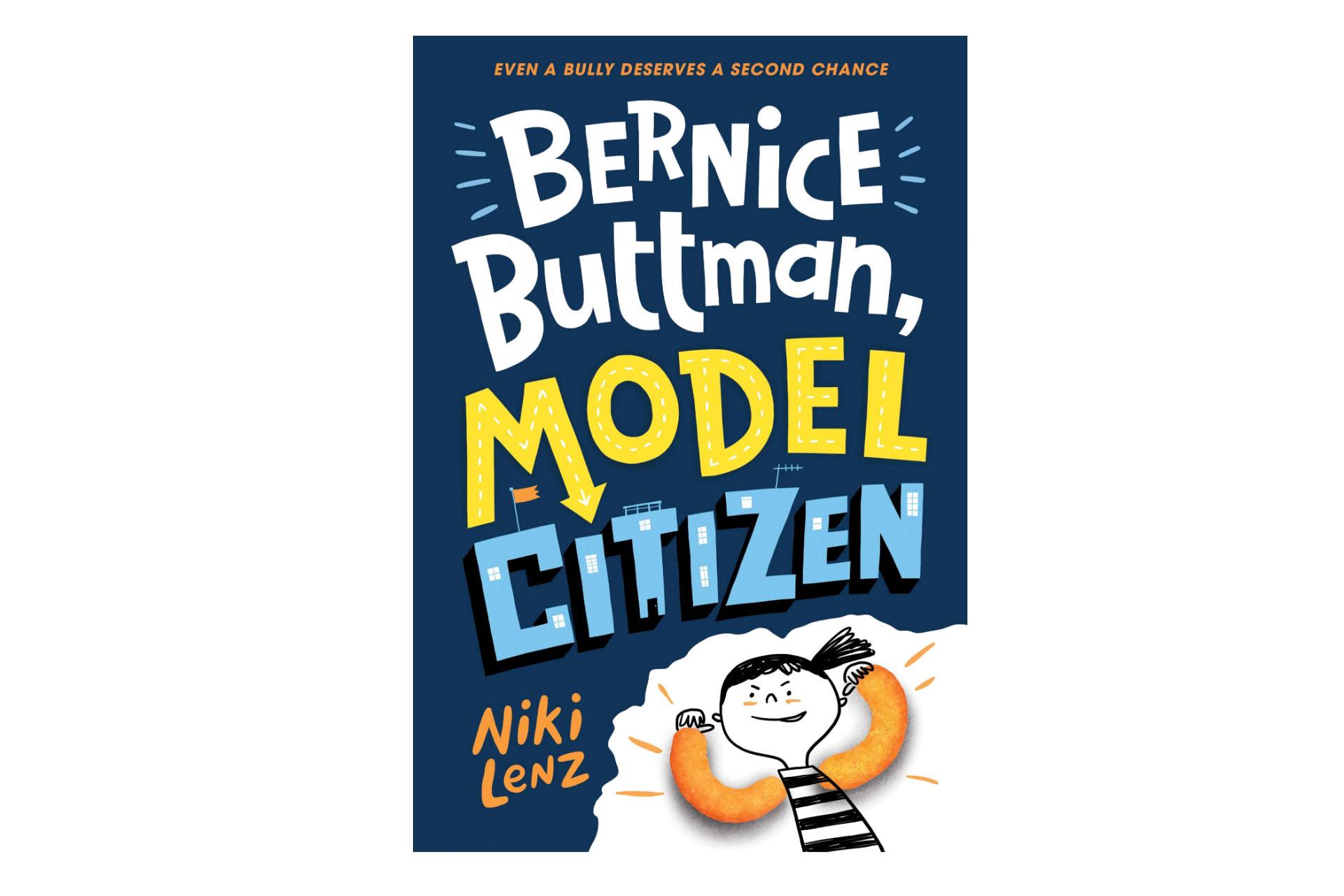 Bernice Buttman, Model Citizen Book; Courtesy of Amazon