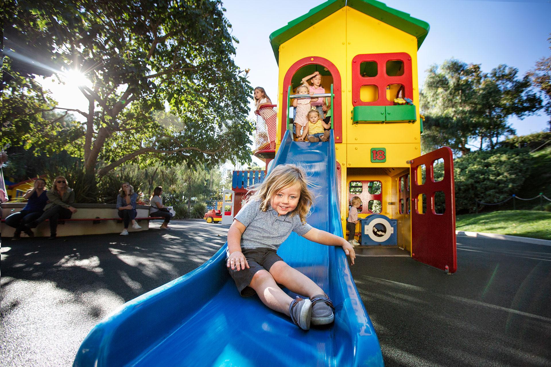 DUPLO Playtown at LEGOLAND California; Courtesy of LEGOLAND California Resort