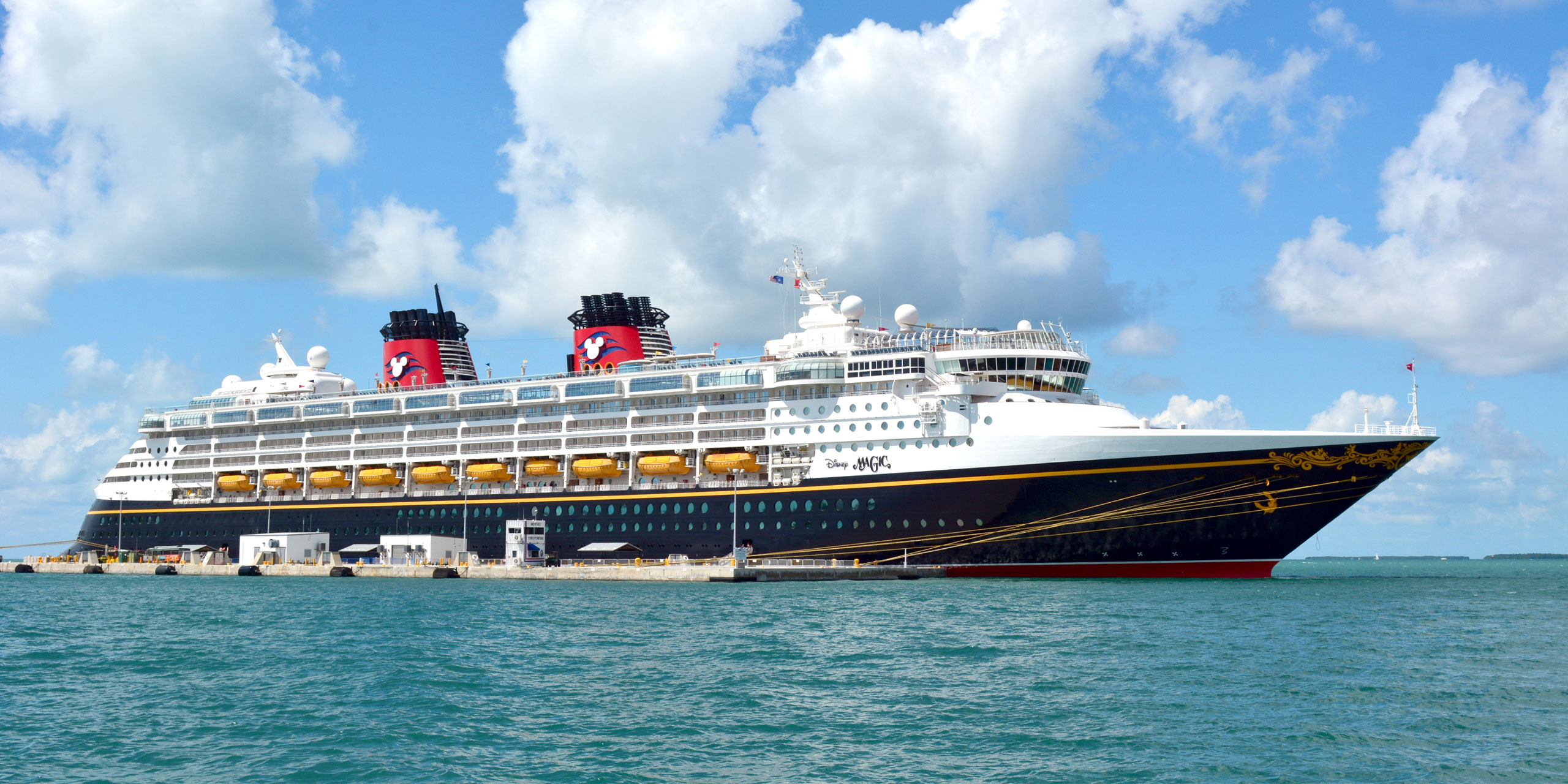 Disney Cruise Ship; Courtesy of Chuck Wagner/Shutterstock.com