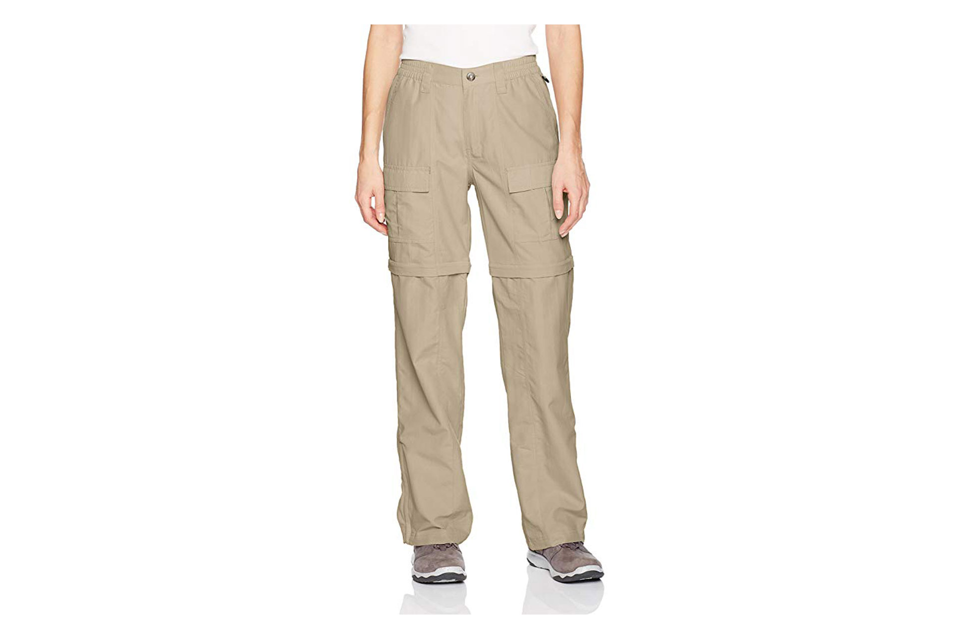 Insect Repellent Convertible Pants