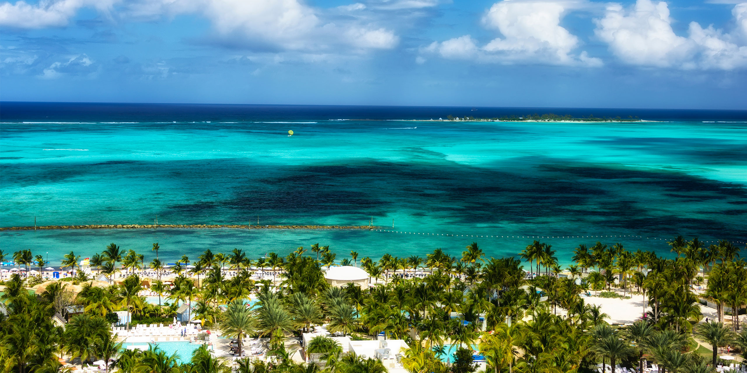 Nassau Bahamas; Courtesy of Ruth Peterkin/Shutterstock.com
