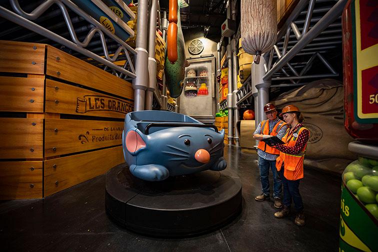 Remy's Ratatouille Adventure at Disney's Epcot