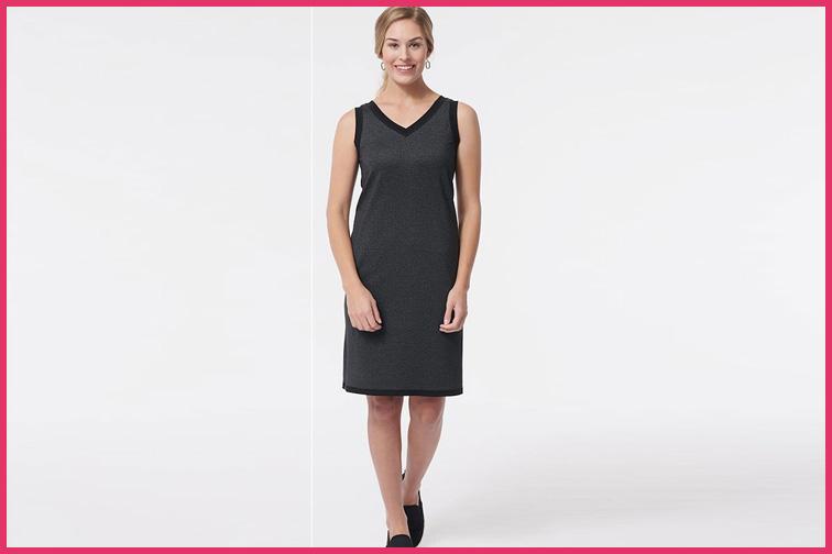 Helene Clarkson dress; Courtesy of Helene Clarkson