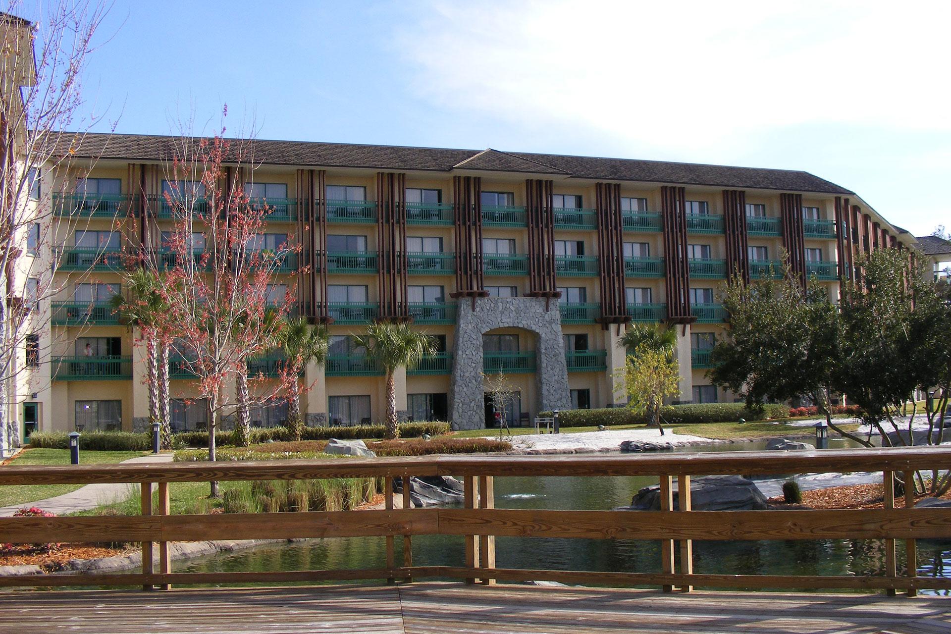 Shades of Green Resort in Orlando; Courtesy of TripAdvisor Member/BrightonBill