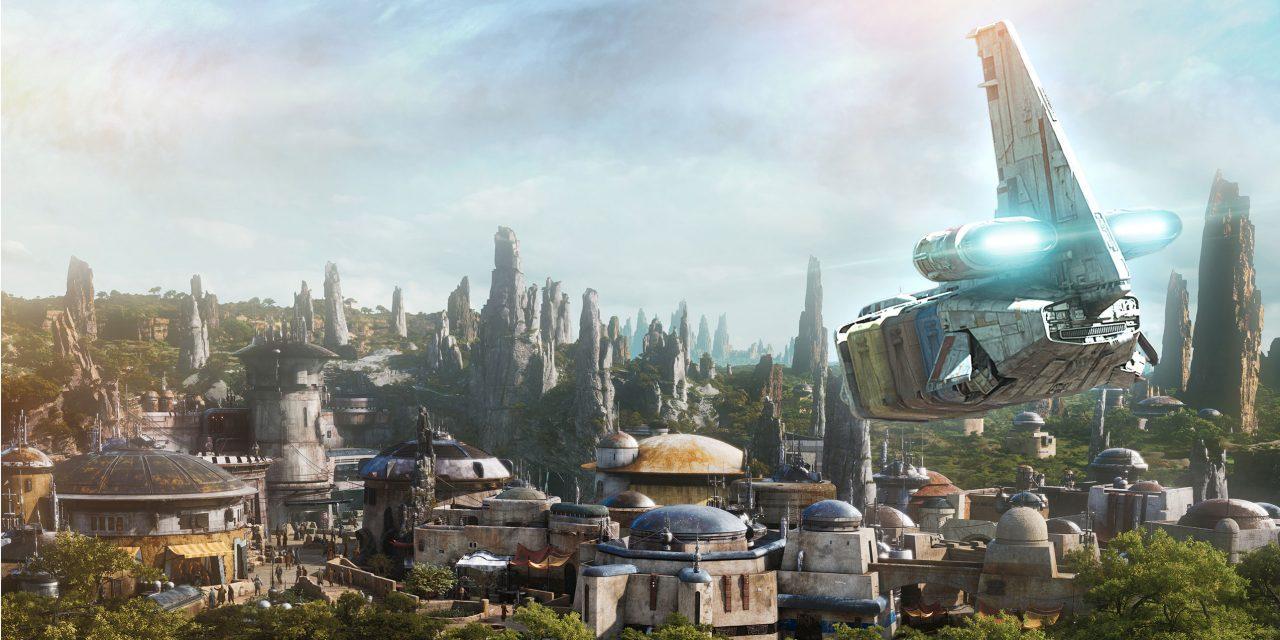 Star Wars: Galaxy's Edge; Courtesy of Disney