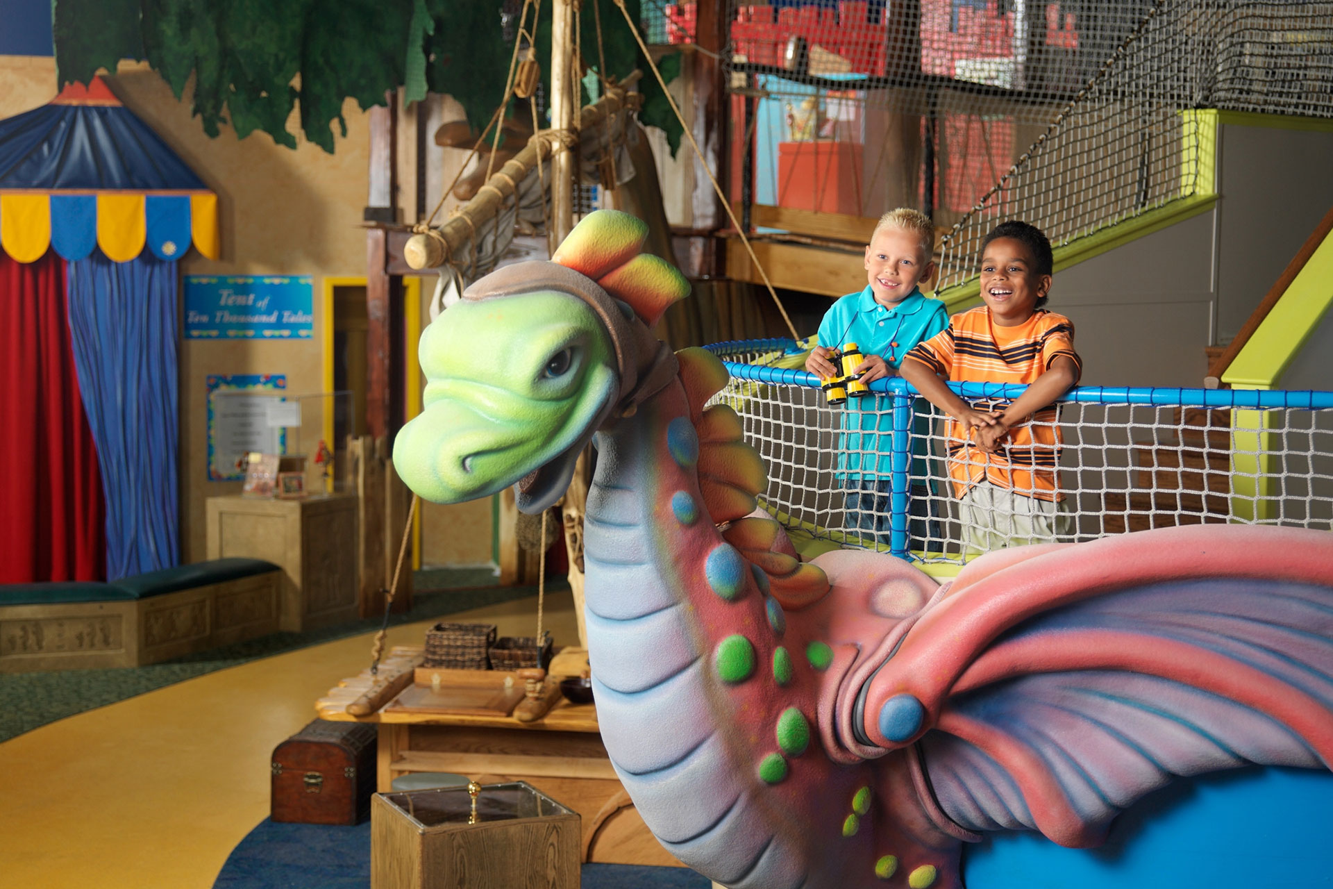 Strong Museum of Play in Rochester, New York