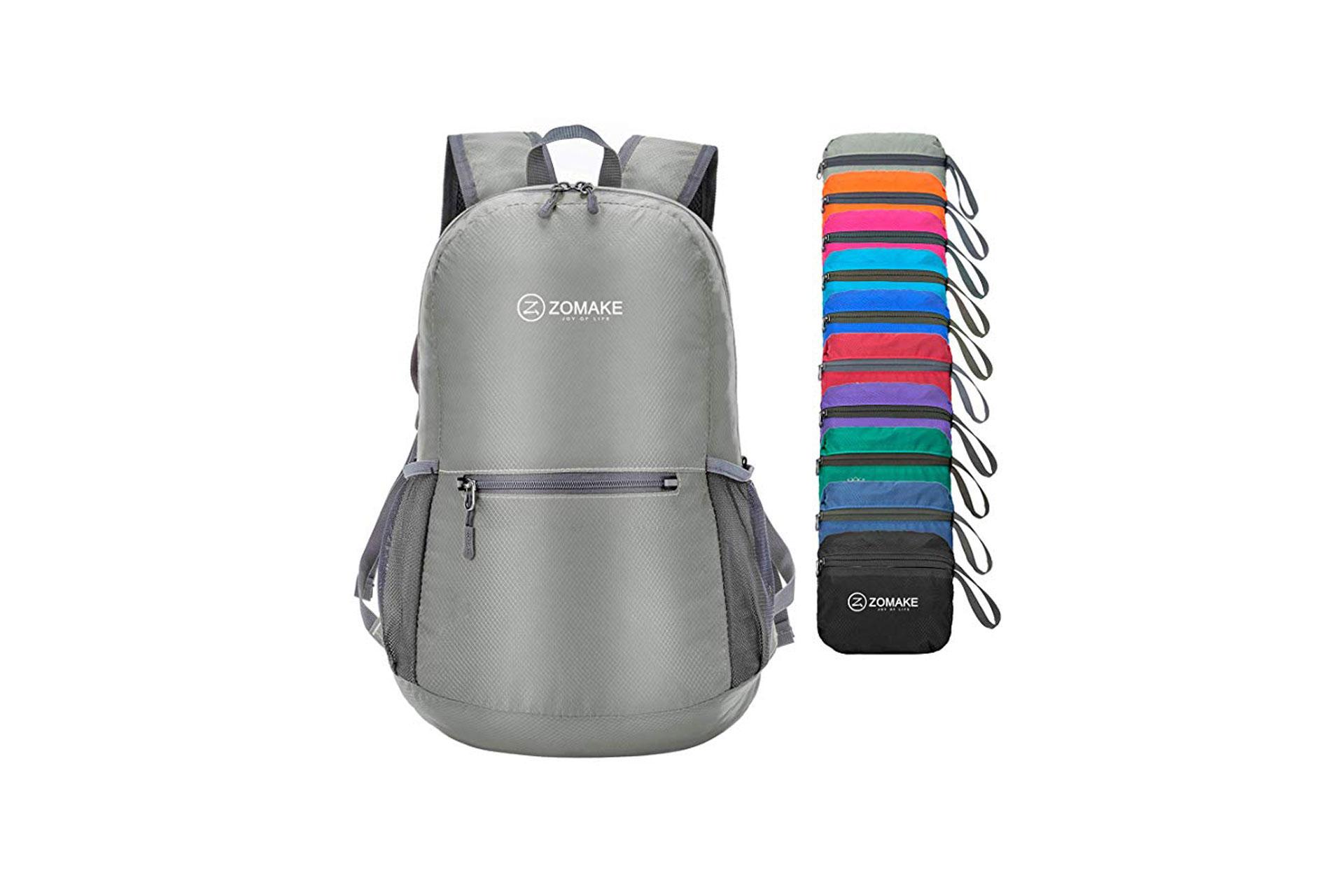 Zomake Backpack; Courtesy of Amazon