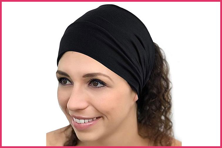 Absorbent Headband; Courtesy of Amazon