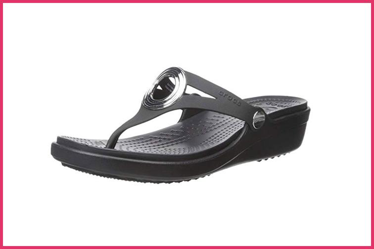 Womens Crocs Sandals; Courtesy of Amazon
