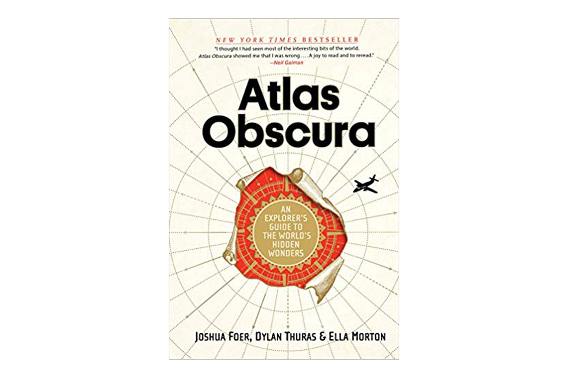 Atlas Obscura Book; Courtesy of Amazon
