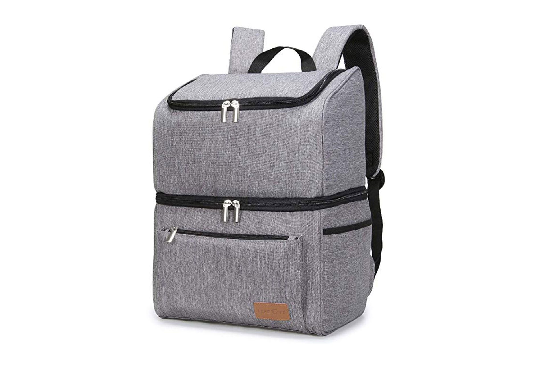 Beach Cooler Backpack; Courtesy of Amazon