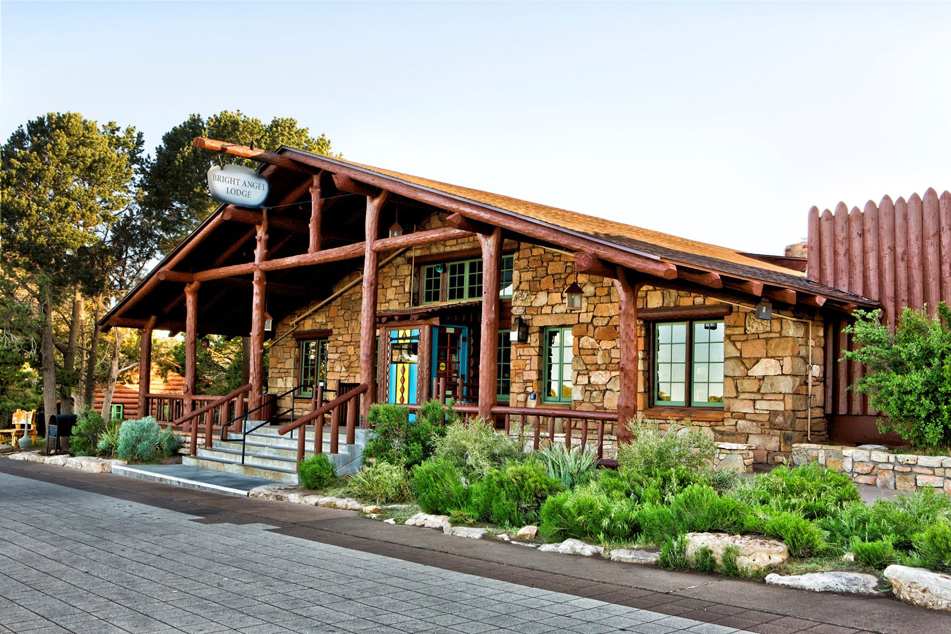 Bright Angel Lodge; Courtesy of Bright Angel Lodge