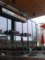 Browns Socialhouse in Victoria; Courtesy of TripAdvisor Travelers jarmwr40