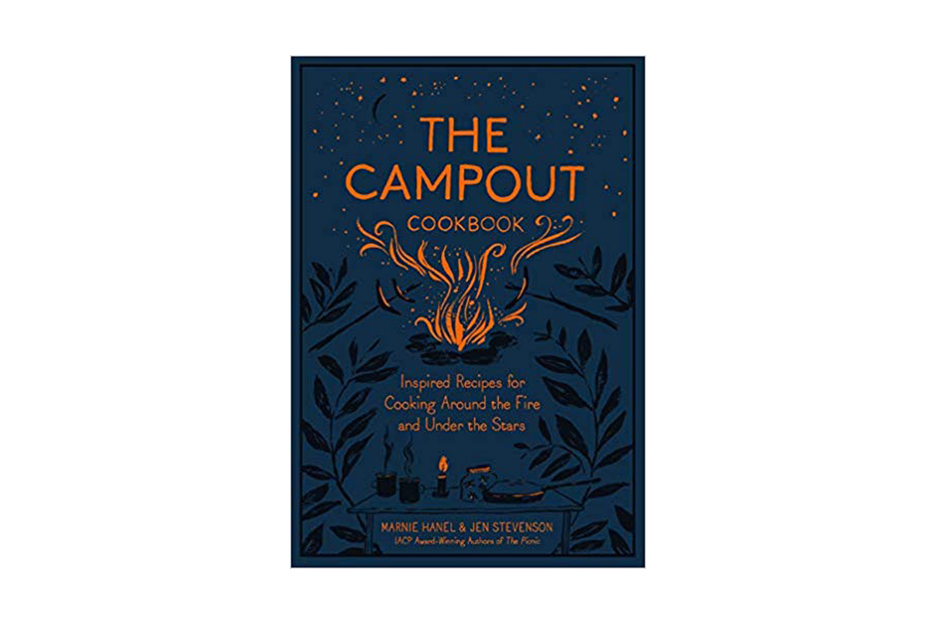 Campout Cookbook; Courtesy of Amazon