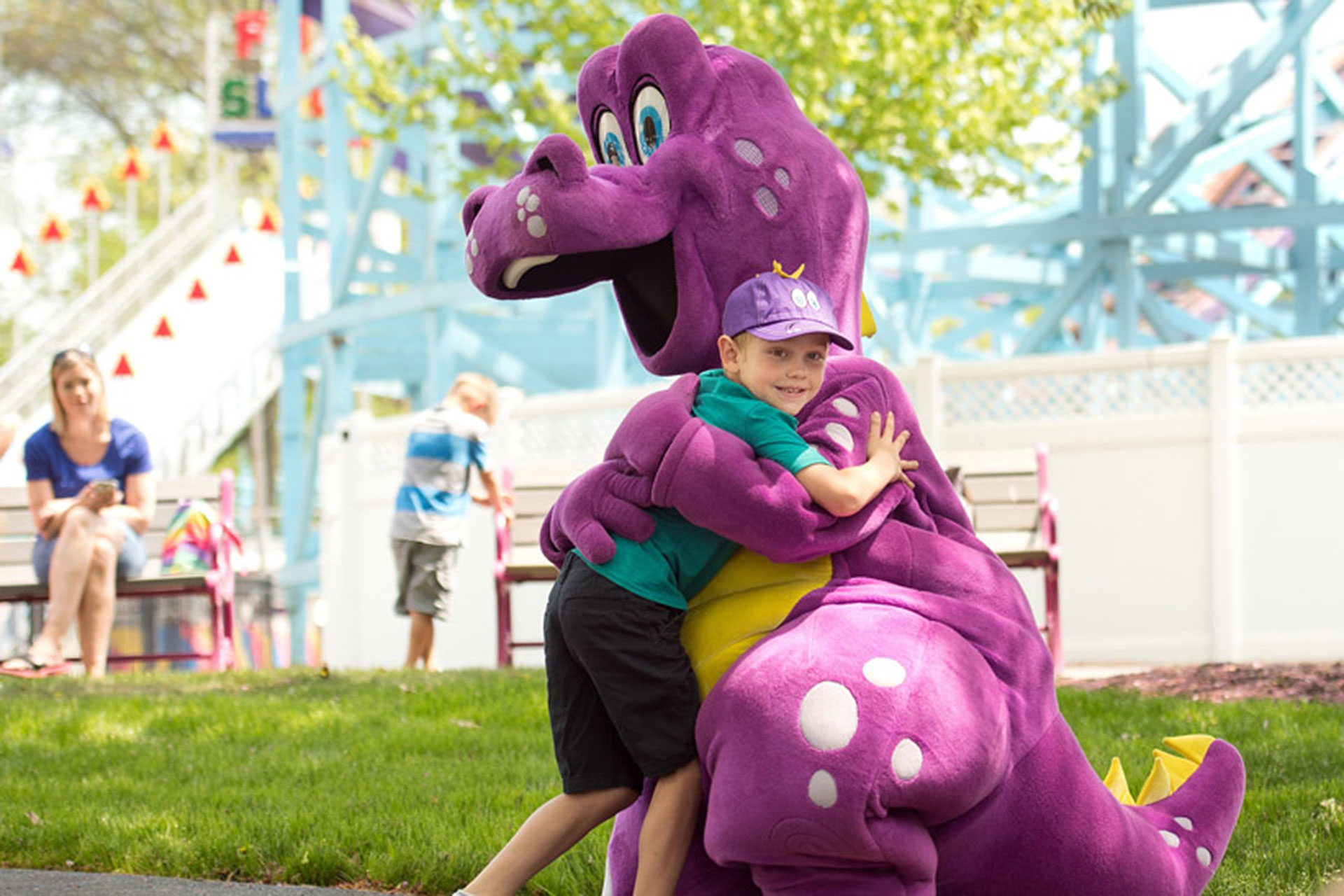 Dutch Wonderland; Courtesy of Dutch Wonderland