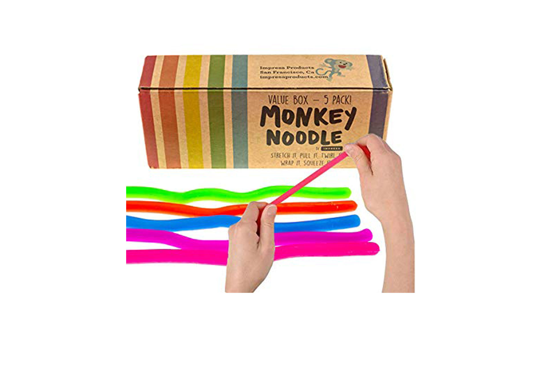 Fidget Toys; Courtesy of Amazon