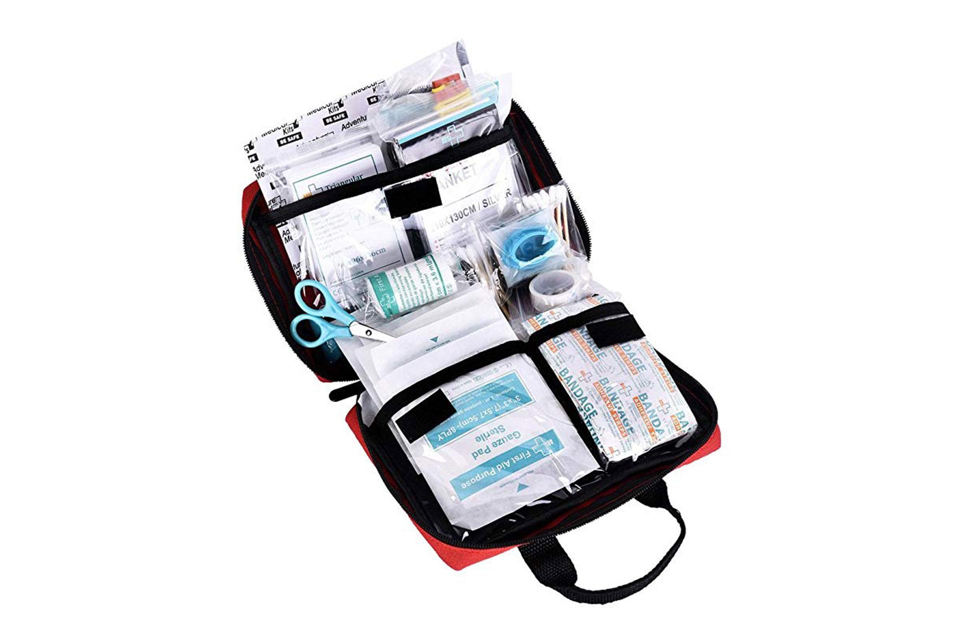 First Aid Kit; Courtesy of Amazon