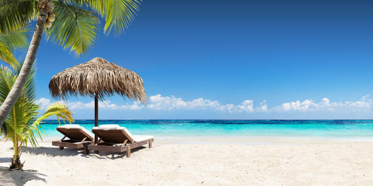 Caribbean Beach; Courtesy of Romolo Tavani/Shutterstock.com