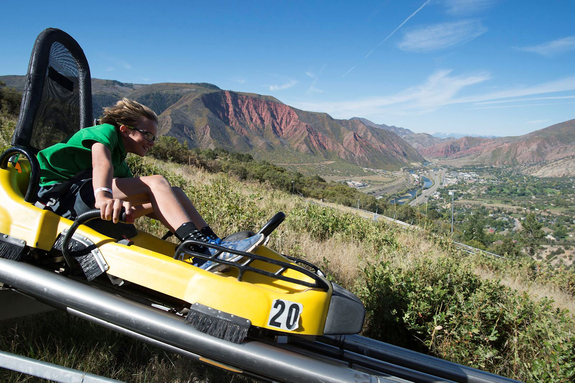 Glenwood Caverns Adventure Park; Courtesy of Glenwood Caverns Adventure Park