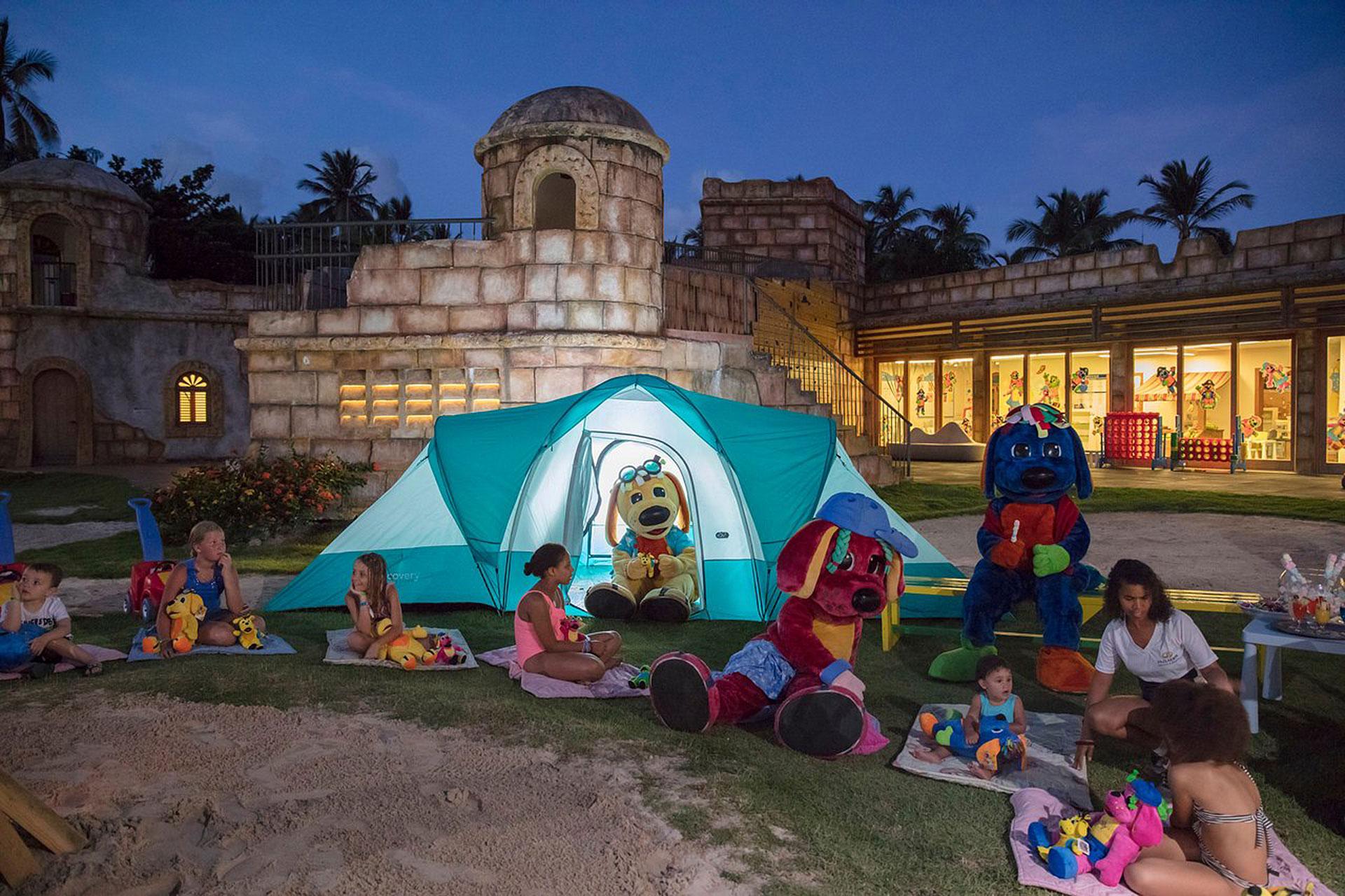 Kids' Club at Grand Palladium Punta Cana Resort and Spa; Courtesy of Grand Palladium Punta Cana Resort and Spa