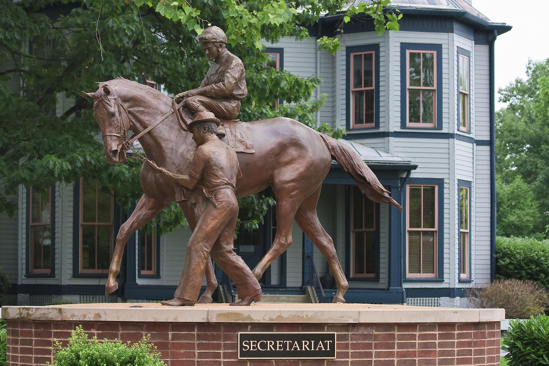 Kentucky Horse Park in Lexington, Kentucky; Courtesy of Jill Lang/Shutterstock.com