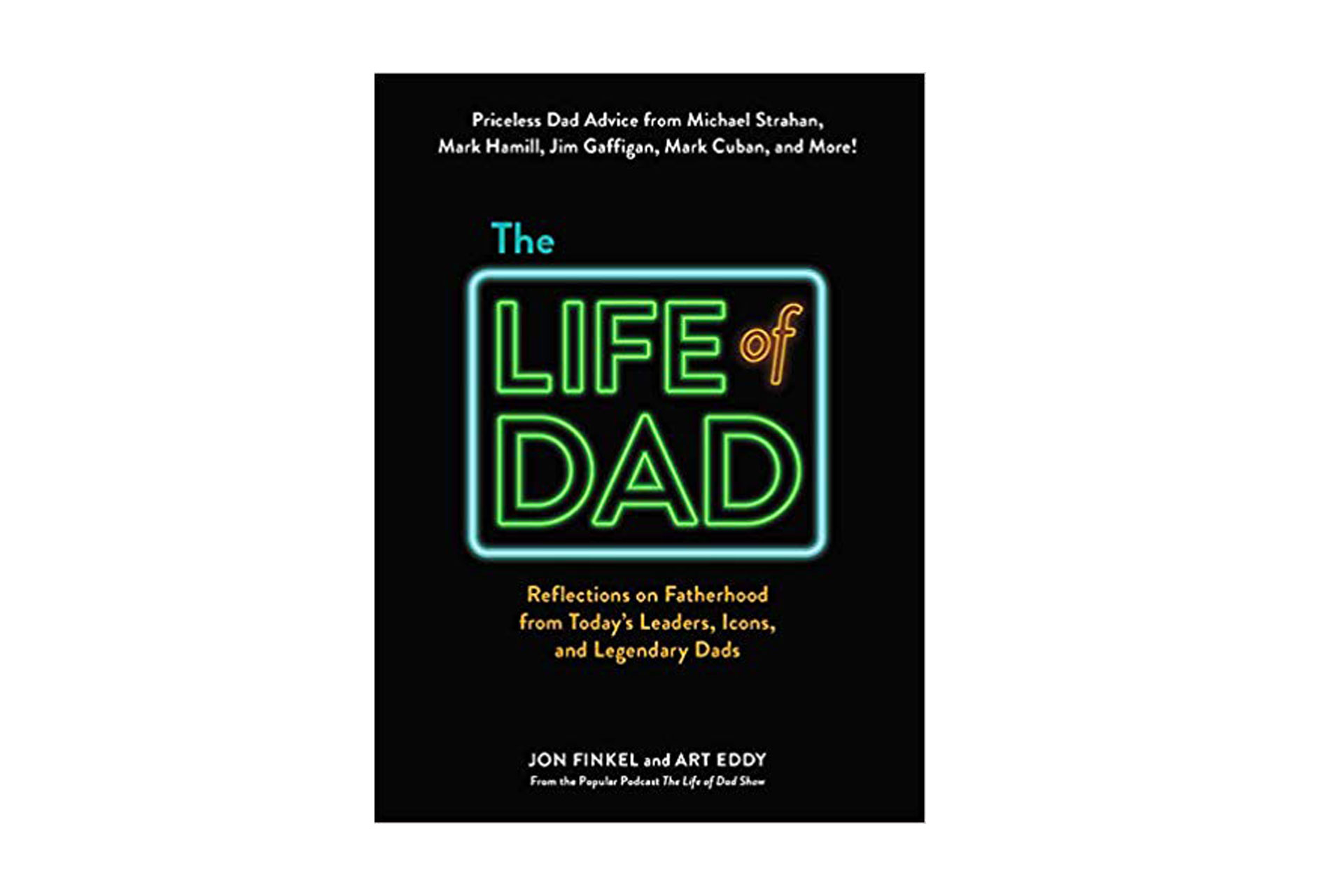 Life Of Dad Book; Courtesy of Amazon