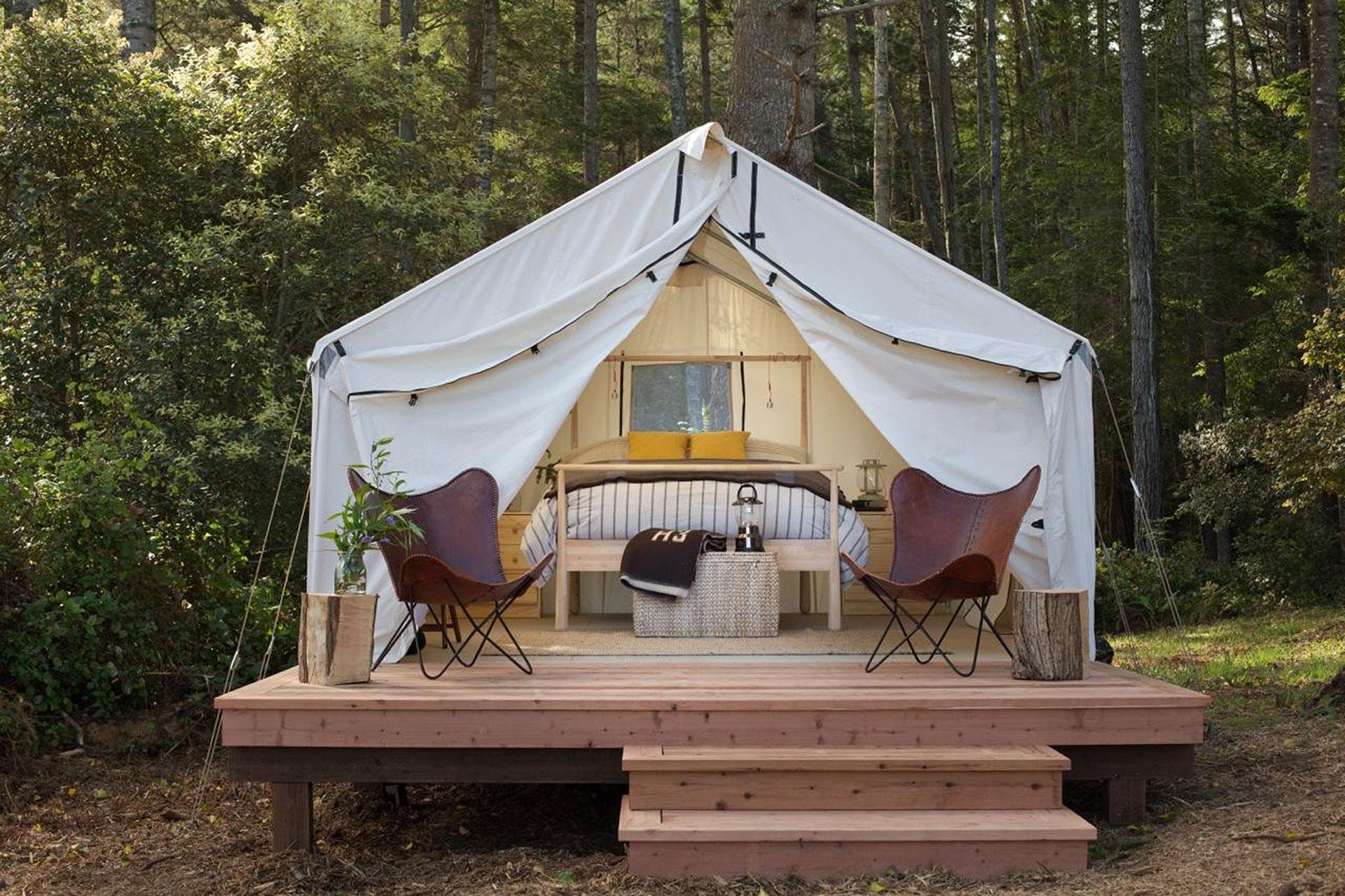 Mendocino Campground in Mendocino, CA