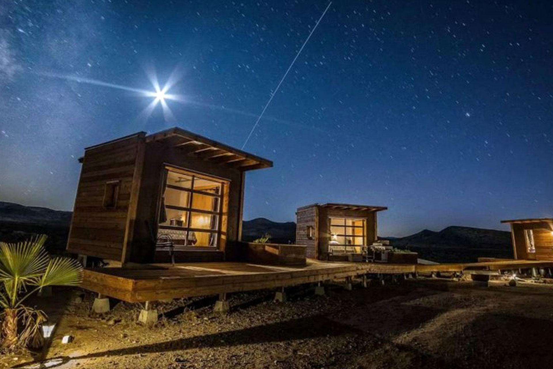 Mojave Desert Glamping in Ridgecrest, CA