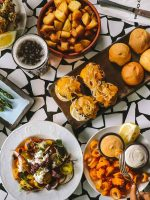 Vicky Cristina Restaurant in Israel; Courtesy of Vicki Cristina