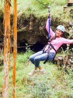 Zip Lining with Skyline Eco Adventures; Courtesy of Skyline Eco Adventures